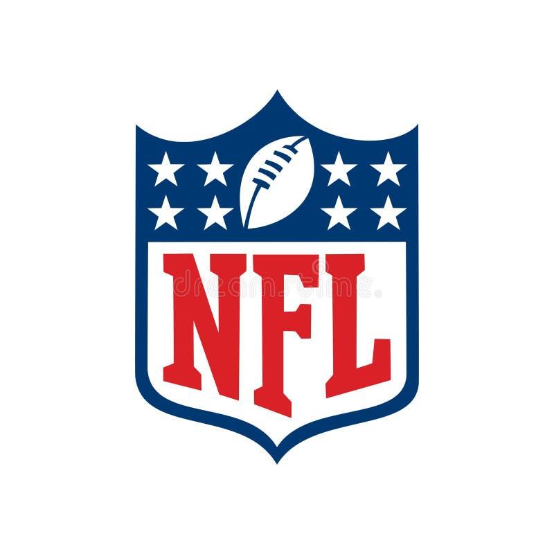 Logo de NFL d'isolement - png