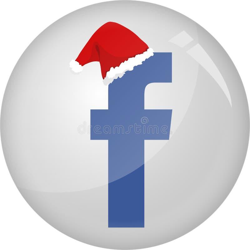 logo facebook noel