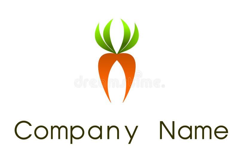 Logo de raccord en caoutchouc illustration de vecteur