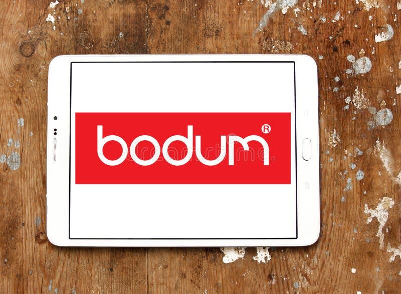 Logo de société de Bodum photos stock