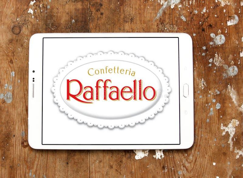 Logo de société de confection de Raffaello photo stock