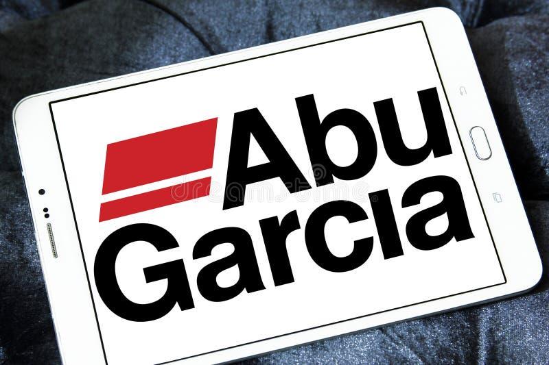 Logo de société d'ABU Garcia photo libre de droits