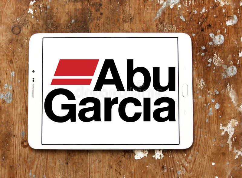 Logo de société d'ABU Garcia images stock