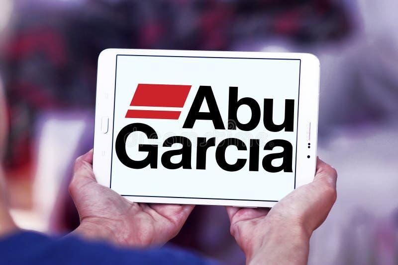 Logo de société d'ABU Garcia image stock