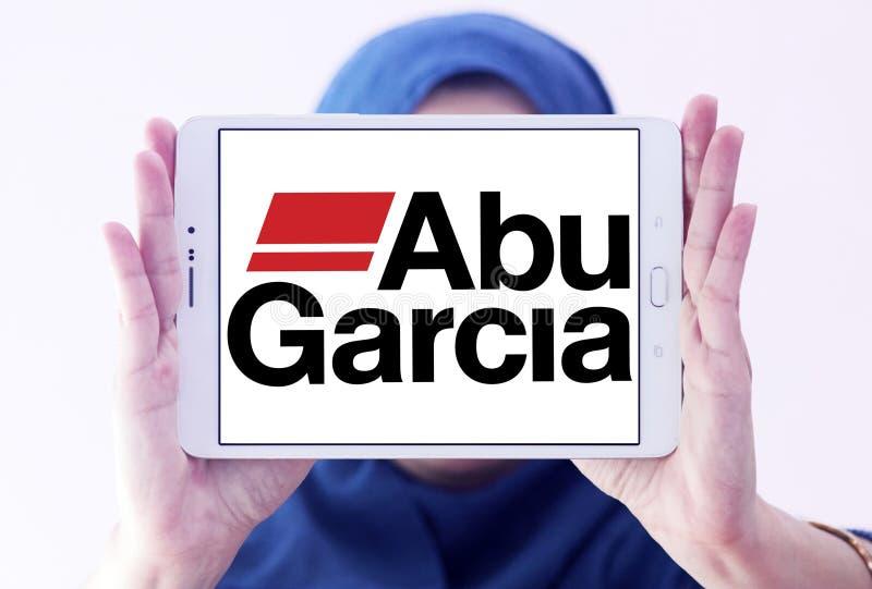 Logo de société d'ABU Garcia photos libres de droits