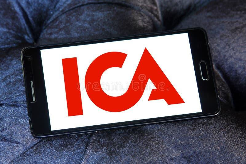 Logo de société d'AIC photo stock