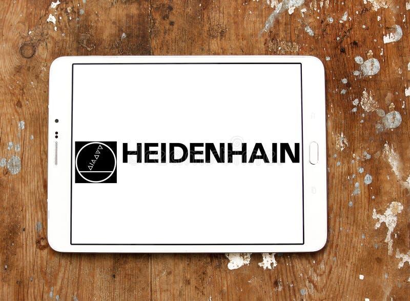 Logo de société de Heidenhain images stock