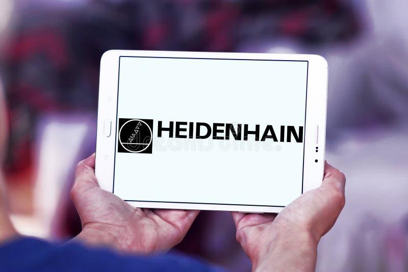 Logo de société de Heidenhain image libre de droits