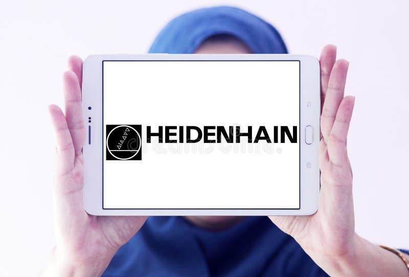 Logo de société de Heidenhain photos stock