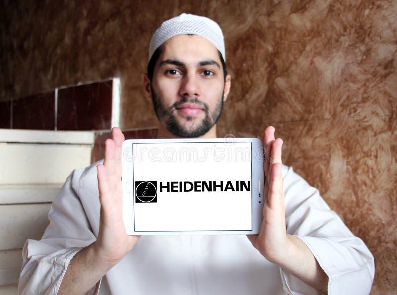 Logo de société de Heidenhain images libres de droits