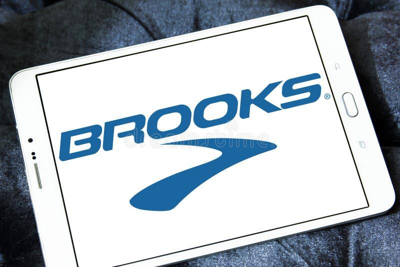 Logo de sports de ruisseaux images stock