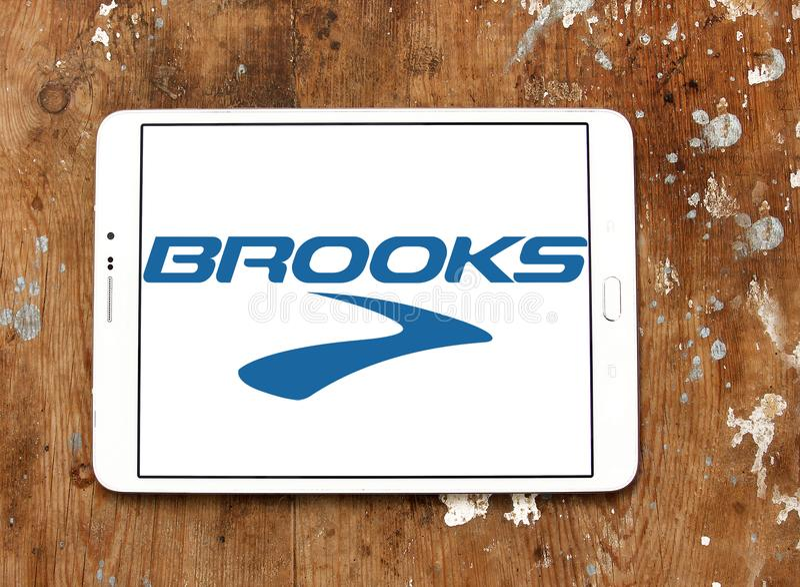 Logo de sports de ruisseaux image stock