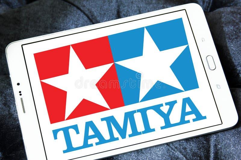 Logo de Tamiya Corporation photographie stock