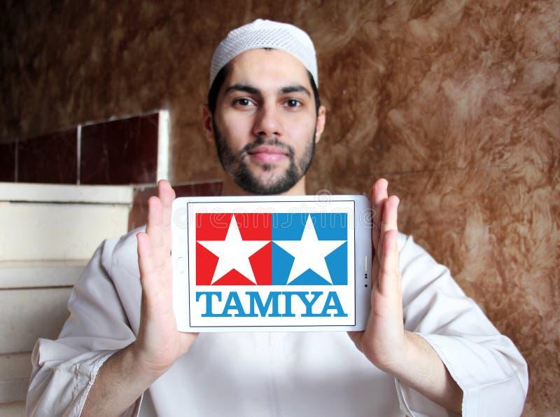 Logo de Tamiya Corporation photos stock
