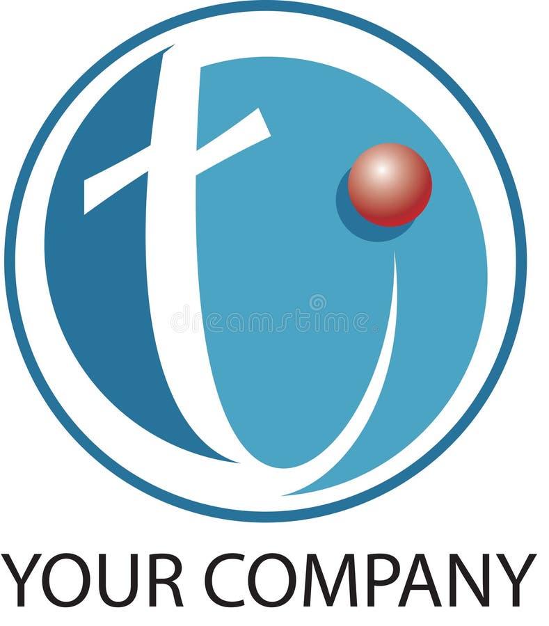 Logo de technologie illustration stock