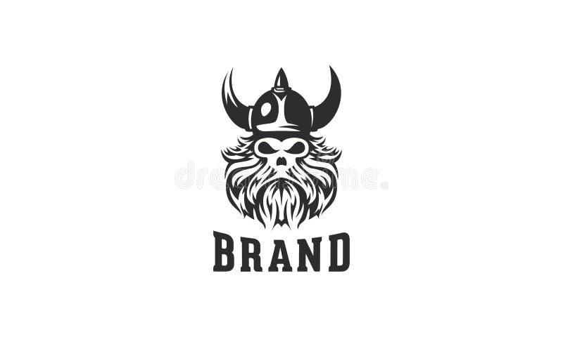 Logo de Viking ilustrativo libre illustration