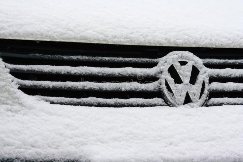 Logo de Volkswagen photo libre de droits