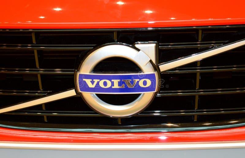 Download Logo de Volvo photo éditorial. Image du distributeur - 87703656
