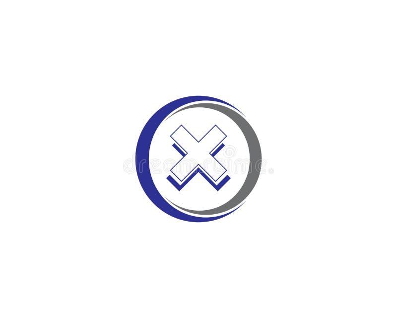 Logo del cerchio royalty illustrazione gratis
