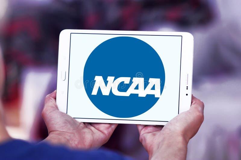 Logo del Ncaa immagine stock