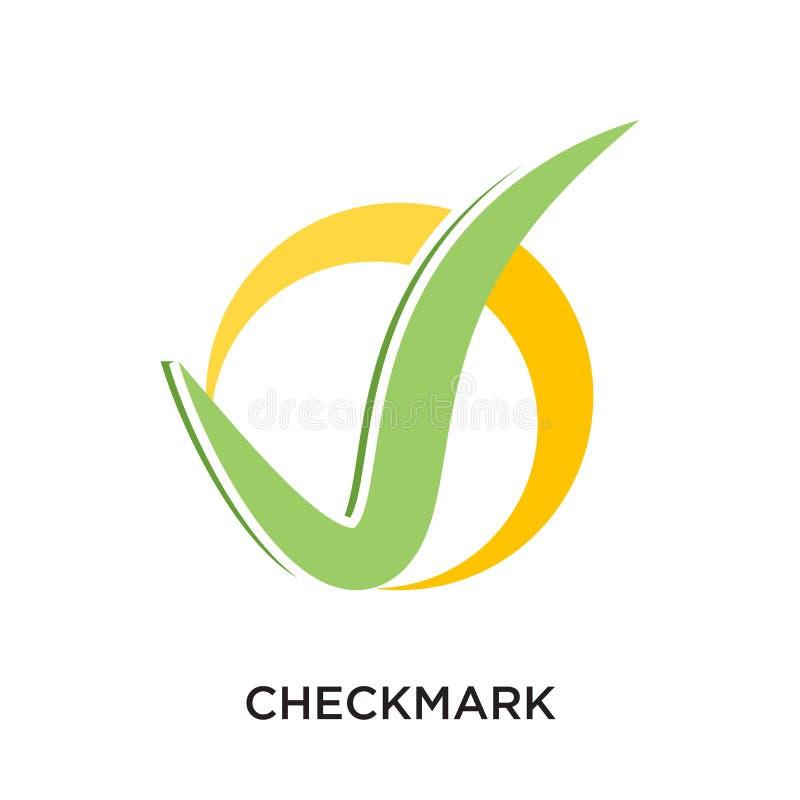 logo del segno convenzionale isolato su fondo bianco per il vostro web, cellulare fotografia stock libera da diritti
