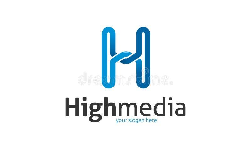 Logo della lettera di H royalty illustrazione gratis