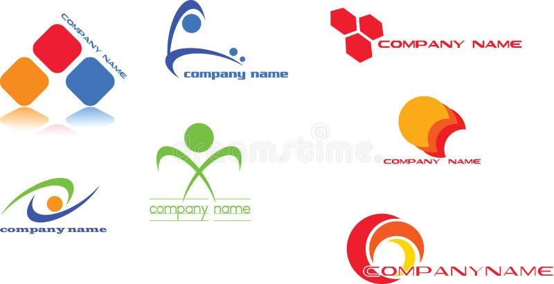 Logo design. On a white background