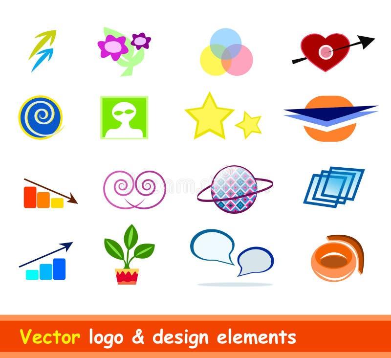 Download Logo & Design Elements Vector Stock Vector - Image: 12712318