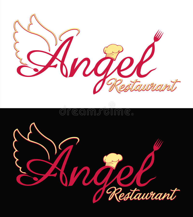 Download Logo Design For Your Restaurant Stock Vector - Image: 21933186