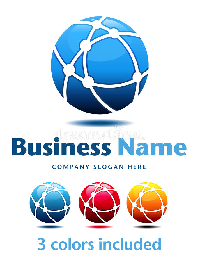 Logo di affari