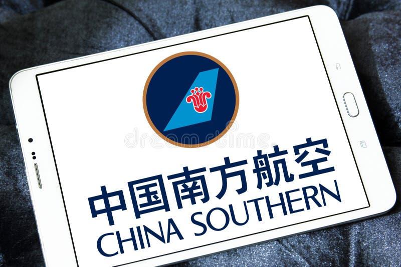 Logo di China Southern Airlines immagine stock libera da diritti
