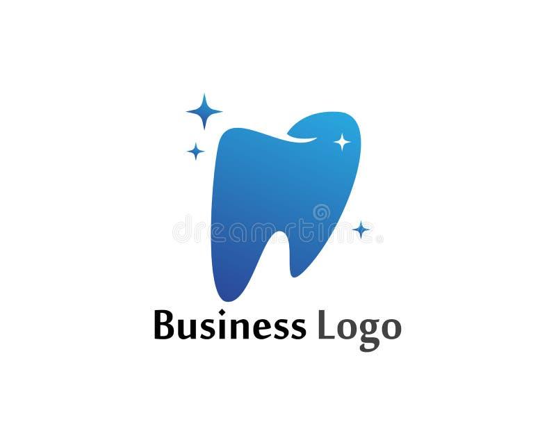 Download Logo Di Cure Odontoiatriche E Modello Di Vettore Di Simboli Illustrazione Vettoriale - Illustrazione di wink, marchio: 117977132