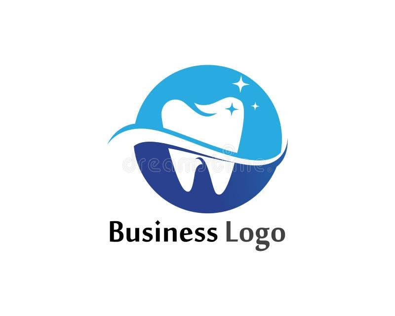 Download Logo Di Cure Odontoiatriche E Modello Di Vettore Di Simboli Illustrazione Vettoriale - Illustrazione di dentale, grin: 117977246