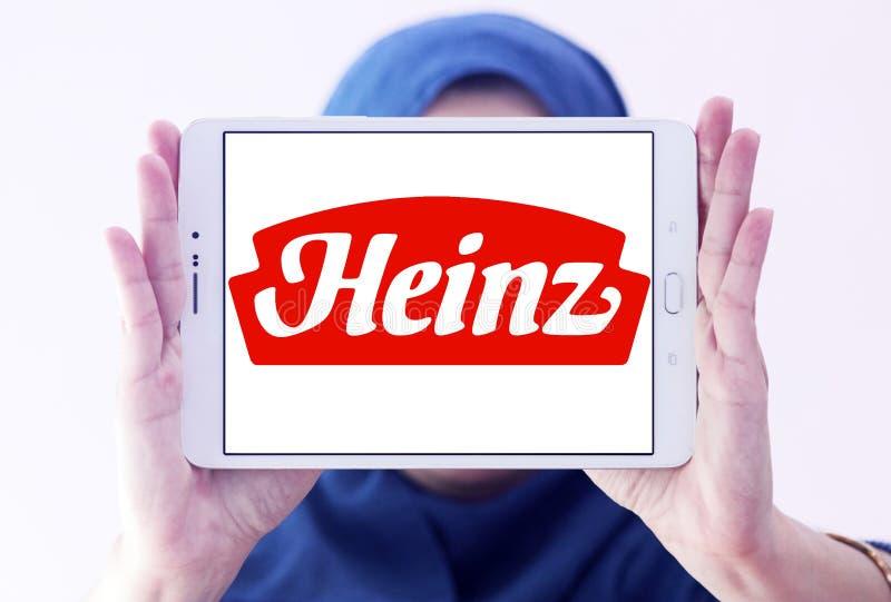 Logo di Heinz fotografia stock libera da diritti