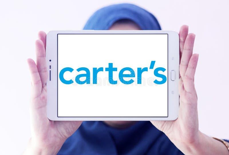 Download Logo Di Marca Dell'abbigliamento Del ` S Di Carter Fotografia Editoriale - Immagine di logotype, simbolo: 117975391