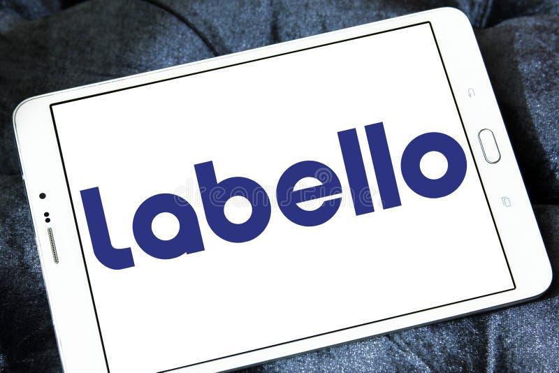 Download Logo di marca di Labello fotografia stock editoriale. Immagine di marchio - 117979743