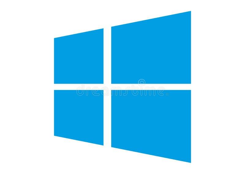 Logo di Windows royalty illustrazione gratis