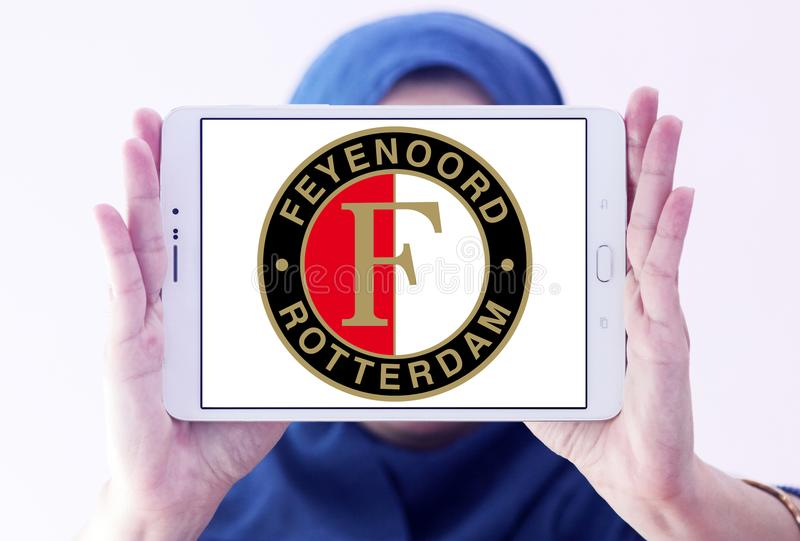 Feyenoord Rotterdam Football Club Logo Editorial Image Image Of Champions Game 112707890