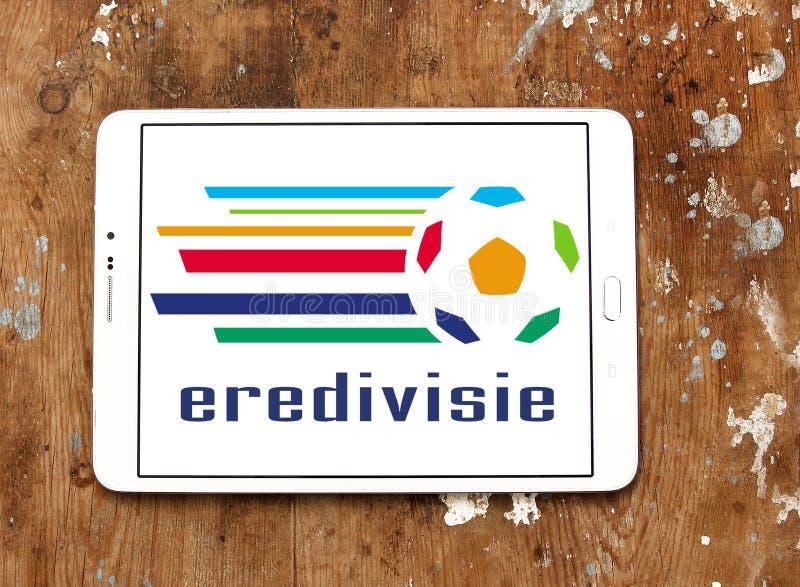 Eredivisie soccer logo royalty free stock photography