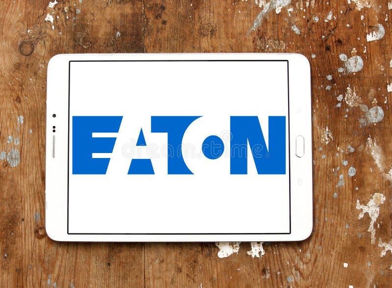 Logo Eaton Corporation stockbild