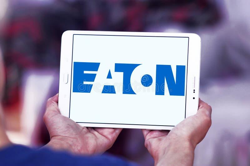 Logo Eaton Corporation lizenzfreie stockfotografie