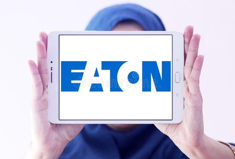 Logo Eaton Corporation lizenzfreie stockfotos