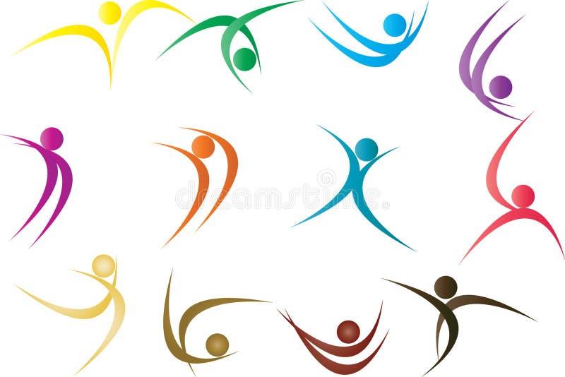 Logo Elements vector illustration
