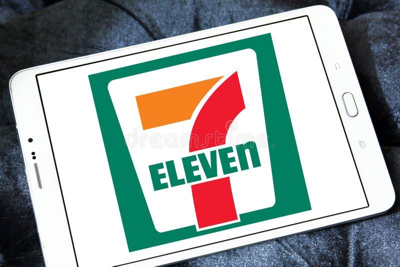 logo 7-Eleven image libre de droits
