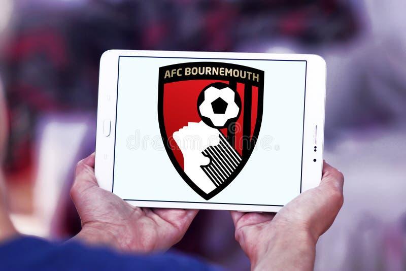 AFC Bournemouth soccer club logo stock photos