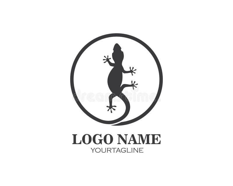 Logo f?r ?dlavektorillustration stock illustrationer