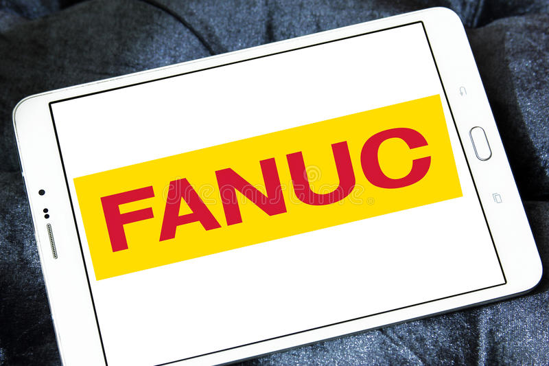 FANUC company logo stock images