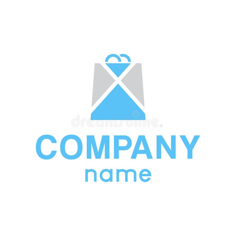 Logo firma royalty ilustracja