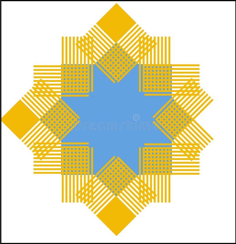 Logo fish royalty free stock photography