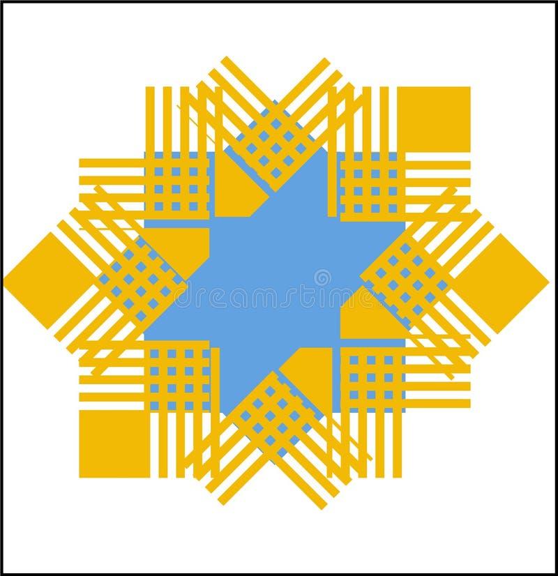 Logo fish stock images
